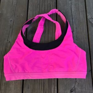 Lululemon Run: Stuff Your Bra Sports Bra